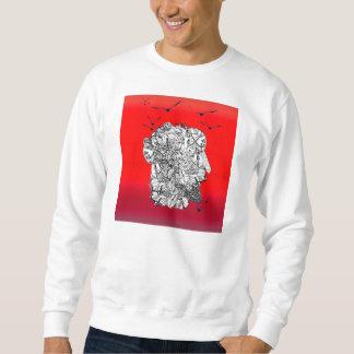ニューヨークの頭痛 スウェットシャツ