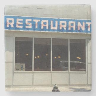ニューヨークのNYのレストラン ストーンコースター