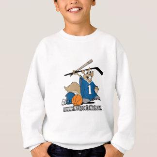 ニューヨークはナットを遊ばします スウェットシャツ