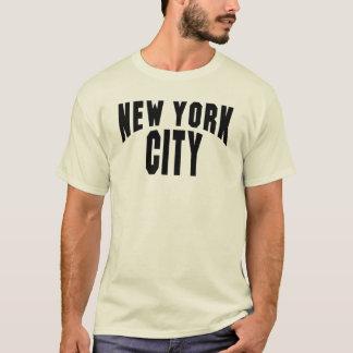 ニューヨークシティのアーチ Tシャツ