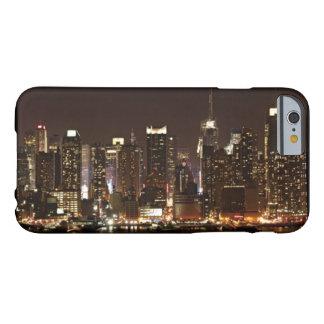 ニューヨークシティのスカイラインのiPhone 6/6s Barely There iPhone 6 ケース