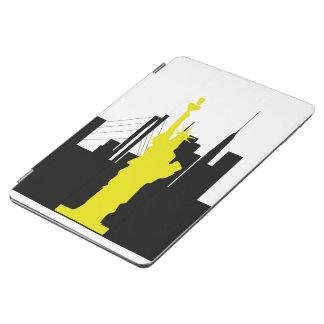 ニューヨークシティのスカイライン iPad AIR カバー
