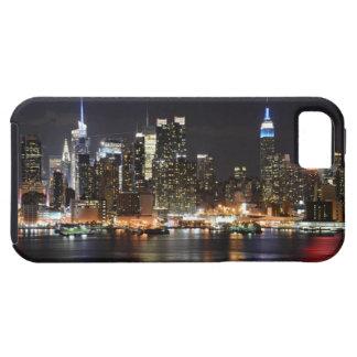 ニューヨークシティのスカイライン iPhone SE/5/5s ケース