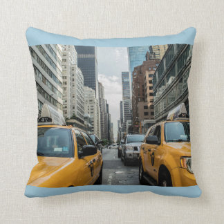 ニューヨークシティのタクシーの枕 クッション