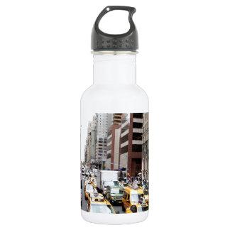 ニューヨークシティのタクシー ウォーターボトル
