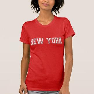 ニューヨークシティのワイシャツ Tシャツ