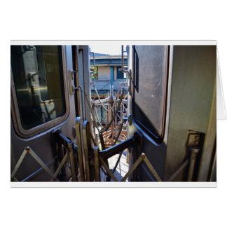 ニューヨークシティの地下鉄 カード