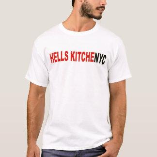 ニューヨークシティの地獄の台所Tシャツ Tシャツ