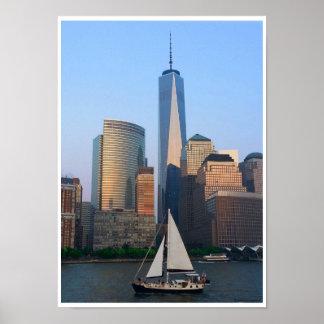 ニューヨークシティの夏 ポスター
