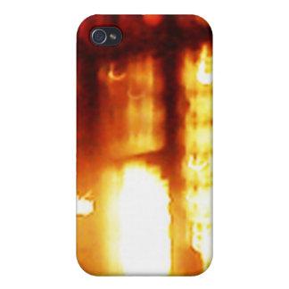 ニューヨークシティの夜遊び iPhone 4/4Sケース