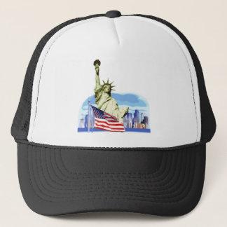 ニューヨークシティの自由の女神 キャップ