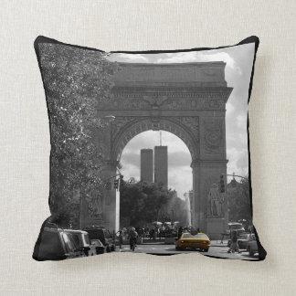 ニューヨークシティの装飾用クッション(カスタマイズ) クッション
