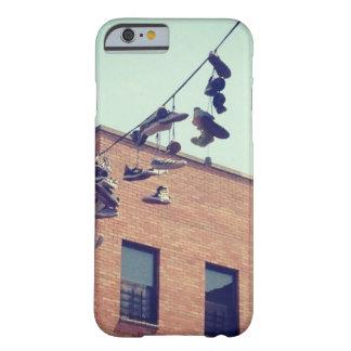 ニューヨークシティの電話箱 BARELY THERE iPhone 6 ケース