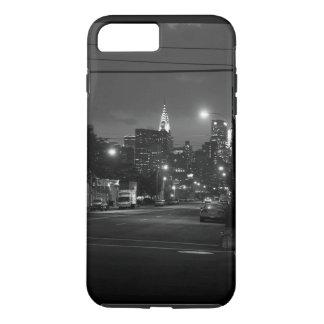 ニューヨークシティの電話箱 iPhone 8 PLUS/7 PLUSケース