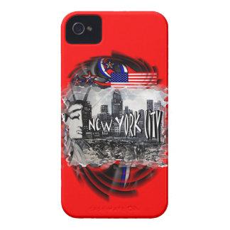 ニューヨークシティのiPhoneのケース Case-Mate iPhone 4 ケース