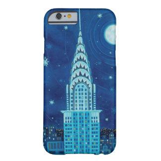 ニューヨークシティのiPhone6ケースの冬 iPhone 6 ベアリーゼアケース