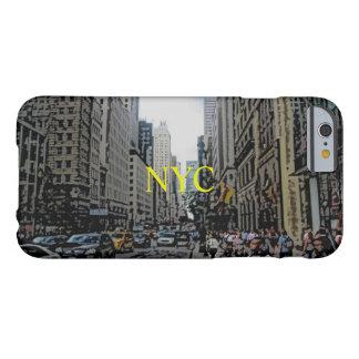 ニューヨークシティのiPhone6ケースの通り Barely There iPhone 6 ケース