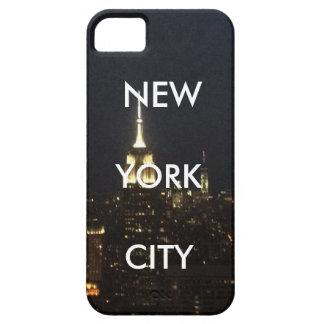 ニューヨークシティのiPhone 5E/5/5sの電話箱 iPhone SE/5/5s ケース