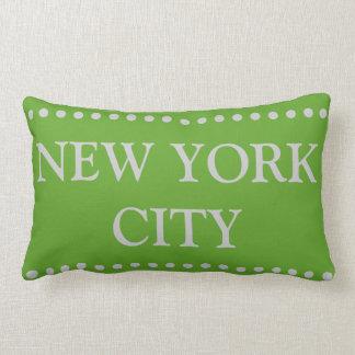 ニューヨークシティのLumbarの枕 ランバークッション