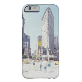 ニューヨークシティのsmartphoneの場合- iPhone 6 Barely There iPhone 6 ケース