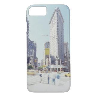 ニューヨークシティのsmartphoneの場合- iPhone 7 iPhone 8/7ケース