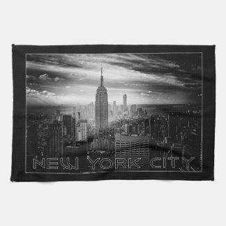 ニューヨークシティ手タオル キッチンタオル