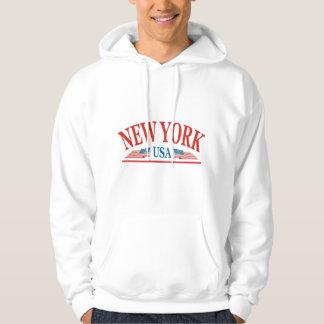 ニューヨークシティ米国 パーカ
