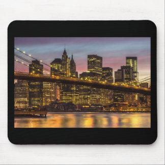 ニューヨークシティ014A マウスパッド