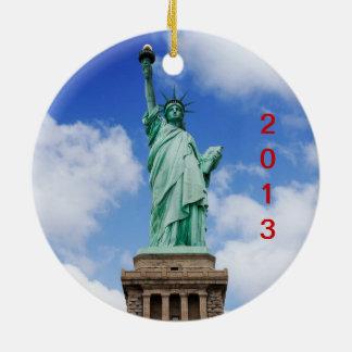 ニューヨークシティ2013年 セラミックオーナメント