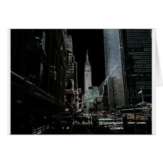 ニューヨークシティ カード