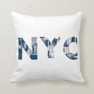 ニューヨークシティ クッション