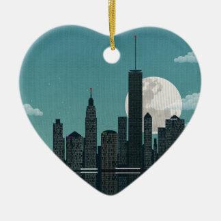 ニューヨークシティ セラミックオーナメント