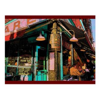 ニューヨークシティ(チェルシー)の郵便はがき ポストカード