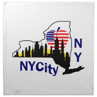 ニューヨークシティ ナプキンクロス