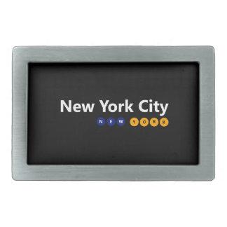 ニューヨークシティ、ニューヨークのベルトの留め金 長方形ベルトバックル