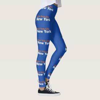 ニューヨークシティ、ニューヨークのレギンス レギンス