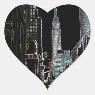 ニューヨークシティ ハートシール