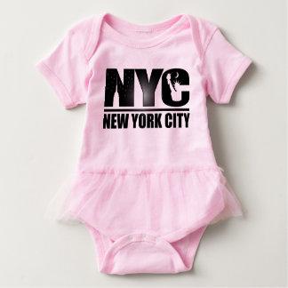 ニューヨークシティ ベビーボディスーツ