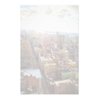 ニューヨークシティ 便箋