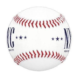 ニューヨークシティ 野球ボール
