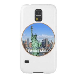 ニューヨークシティ GALAXY S5 ケース