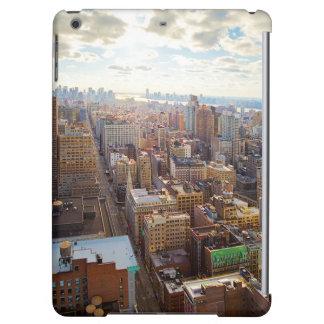 ニューヨークシティ iPad AIRケース