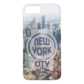 ニューヨークシティ iPhone 8/7ケース