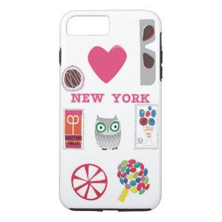 ニューヨークシティ iPhone 8 PLUS/7 PLUSケース