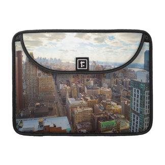 ニューヨークシティ MacBook PROスリーブ