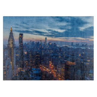 ニューヨークシティ、NY、米国 カッティングボード