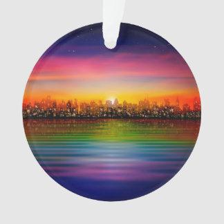 ニューヨークシティ- SRF オーナメント