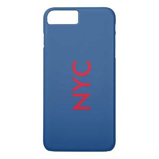 ニューヨークシティIphoneの例 iPhone 8 Plus/7 Plusケース