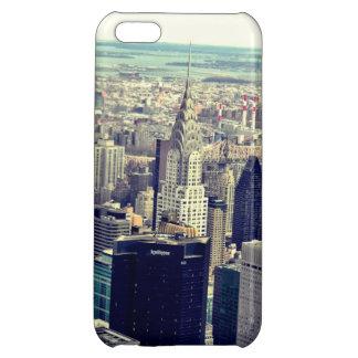 ニューヨークシティIphone 5の例 iPhone5Cケース