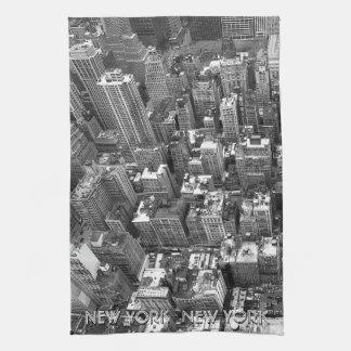 ニューヨークタオル名前入りなNYCの記念品のふきん キッチンタオル